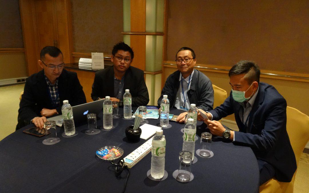 Establishment of SAOH Network, Bangkok, December, 2017