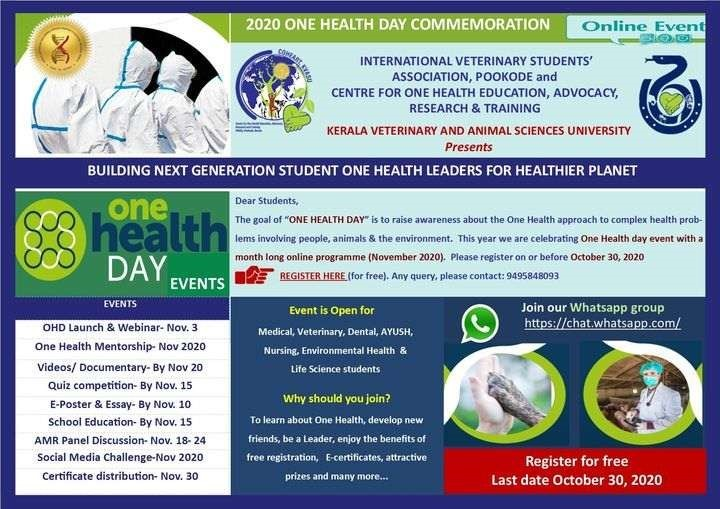 One Health Day Event